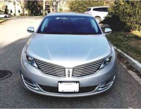 2015 Lincoln MKZ/Zephyr Base