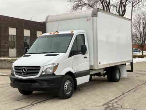 Mercedes-Benz Sprinter 3500 (2015)
