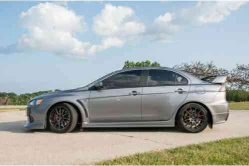 Mitsubishi Evolution Final Edition (2015)