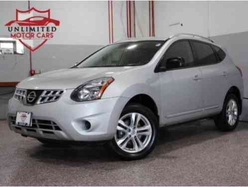 Nissan Rogue S AWD 1 Owner (2015)
