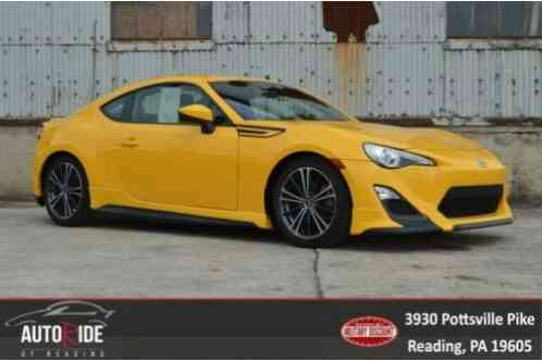 Scion FR-S Release Series 1. 0 (2015)