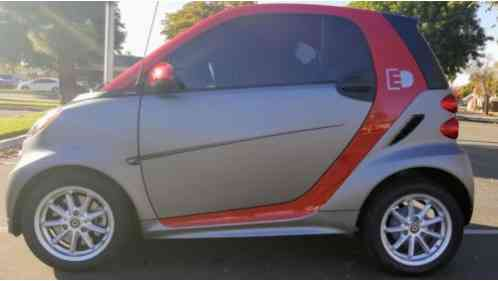 Smart fortwo electric drive Passion (2015)