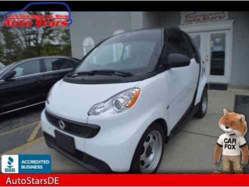 Smart Fortwo Pure (2015)