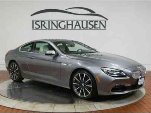 BMW 6-Series 650i xDrive (2016)