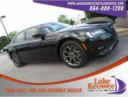 2016 Chrysler 300 Series 300S
