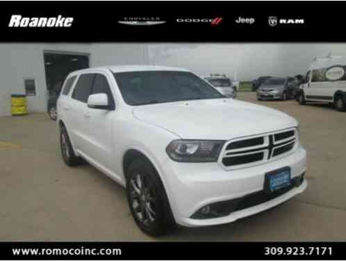 Dodge Durango Limited (2016)