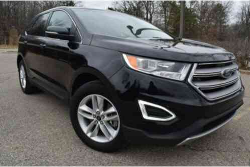 Ford Edge AWD SEL-EDITION (2016)