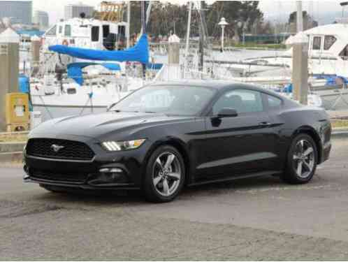 Ford Mustang EcoBoost (2016)