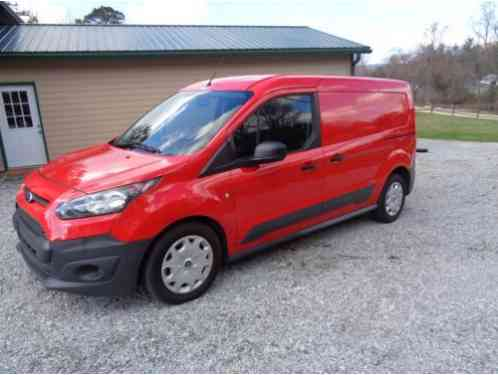 Ford Transit Connect Cargo (2016)