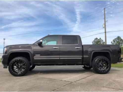 GMC Sierra 1500 SLT All Terrain (2016)