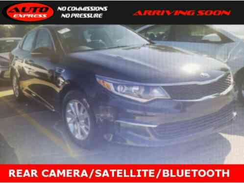 2016 Kia Optima LX FWD 16 Inch Alloys Rear Camera Satellite Radio Bluetooth