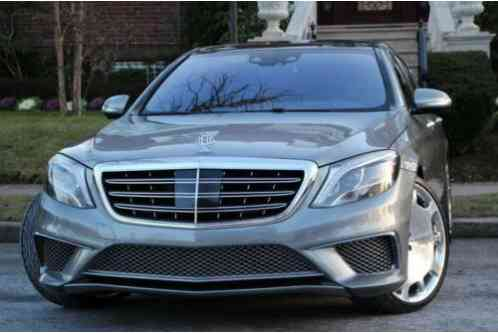 2016 Mercedes-Benz S-Class Mercedes Maybach S 600 4dr Sedan