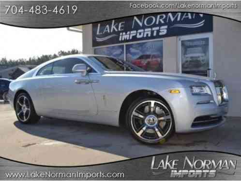 Rolls-Royce Wraith 2dr Coupe (2016)