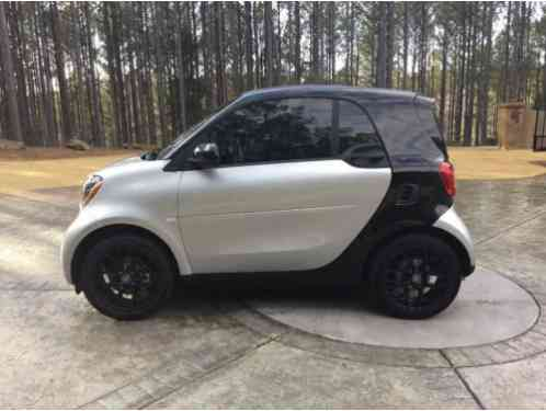 Smart Fortwo (2016)