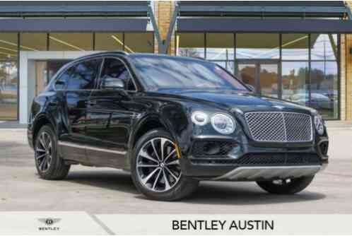 Bentley Bentayga W12 (2017)