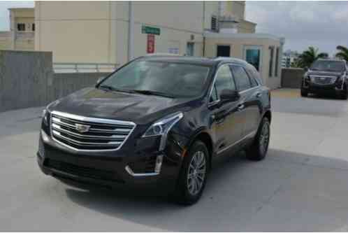 Cadillac XT5 Luxury 3. 6L (2017)