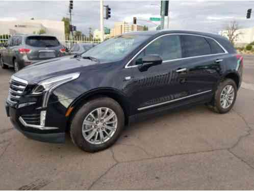 Cadillac XT5 luxury (2017)