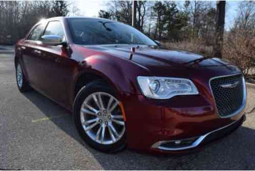 2017 Chrysler 300 Series 300C-EDITION(HEAVILY OPTIONED)