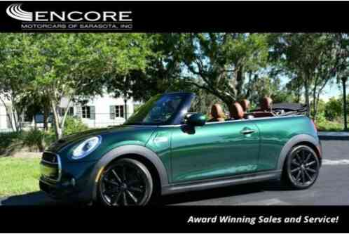 Mini Cooper S W/Technology, Sport (2017)