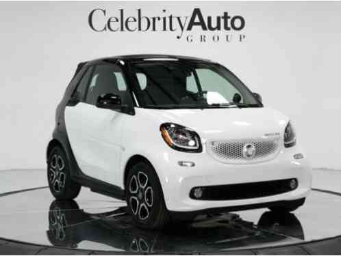 Smart All Models Cabriolet Prime (2017)