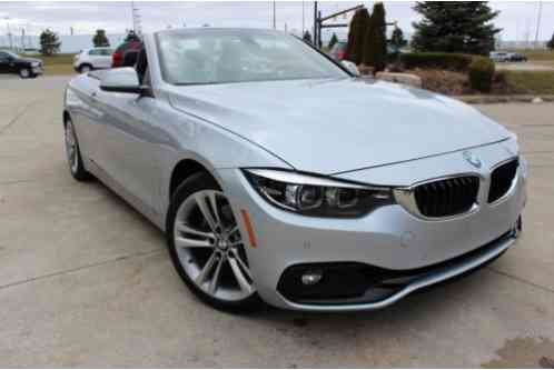 BMW 4-Series 430i 2dr Convertible (2018)