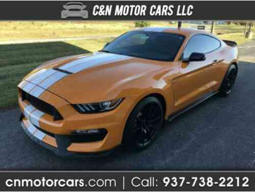 Ford Mustang GT350 (2018)