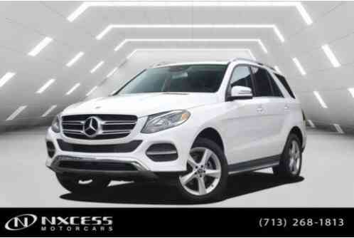 Mercedes-Benz Other GLE 350 Blind (2018)