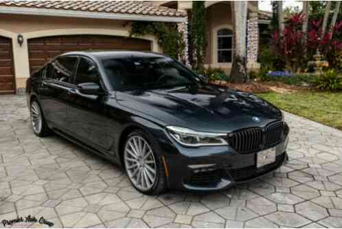 BMW 7-Series 750i M Sport Package 7 (2019)