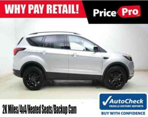 Ford Escape SE 4WD (2019)