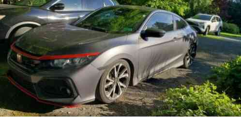 Honda Civic SI (2019)