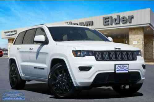 Jeep Grand Cherokee Laredo (2019)