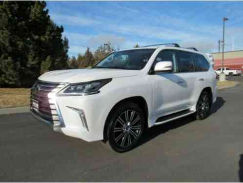Lexus RX LX 570 Excellent LOADED! (2019)