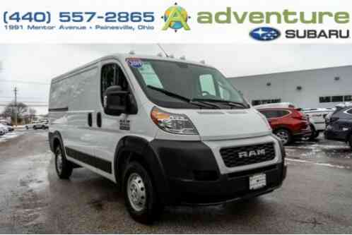 Ram ProMaster Low Roof (2019)