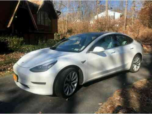Tesla model 3 single engine (2019)