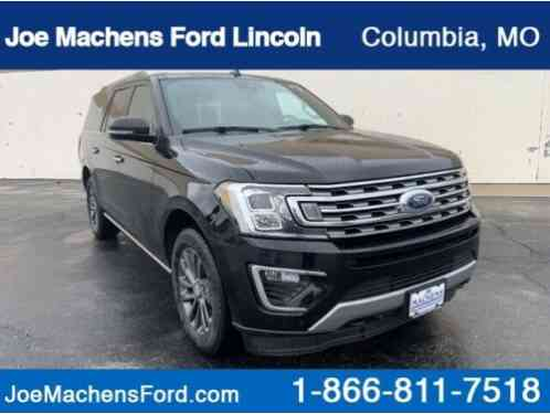 Ford Expedition Max Limited (2020)
