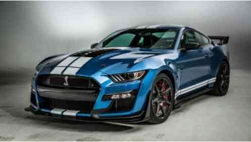 2020 Ford Mustang 2020 GT500 GT-500