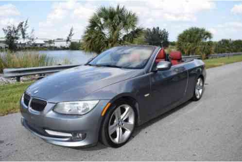 BMW 3-Series 328i 2dr Convertible (2011)