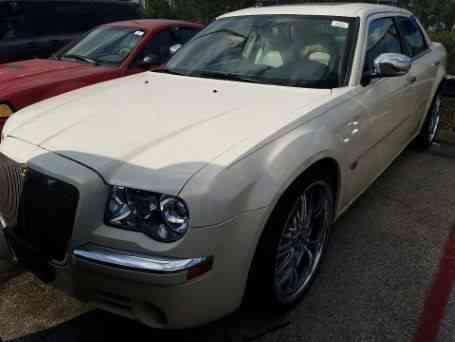 2006 Chrysler 300 Series C