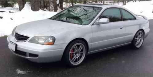 Acura CL Type S (2003)