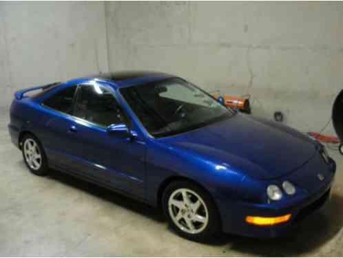 Acura Integra Selling My Life Super Sonic Blue Pearl GSR Integers - 1999 acura integra gsr for sale