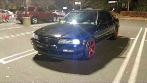 Acura Legend LS UPDATE As Of This Morning I Replaced - 1993 acura legend for sale