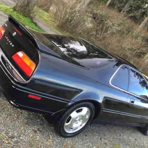 Acura Legend For Sale >> Acura Legend Ls 1994 Canadian Modelblack On Black Leather6