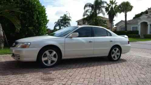 Acura TL TYPE S WITH NAVIGATION YTEM REAR POILER CUTOM OUND YTEM - 2003 acura tl type s for sale