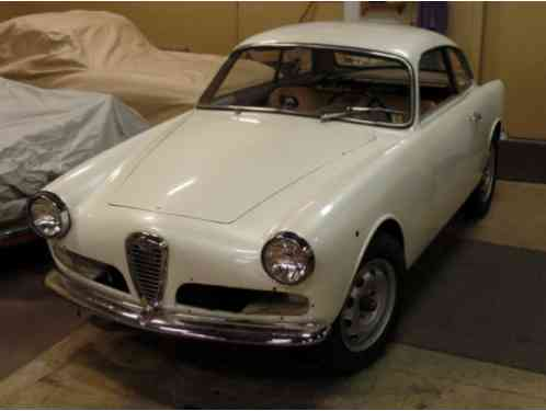 Alfa Romeo Other Giulietta Sprint Coupe AR Euro - Alfa romeo giulietta 1960 for sale