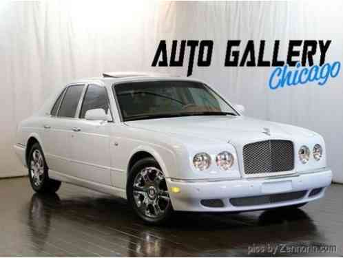 2007 Bentley Arnage 4dr Sdn R