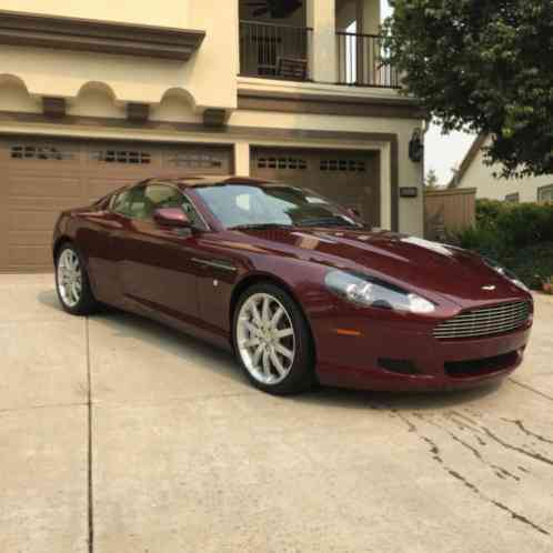 Aston Martin DB For Sale Up For Your Consideration Is Our - Aston martin 2005 for sale