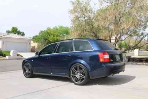Audi S4 2005 Selling My 2005 Avant Color Is Moro Blue Pearl With