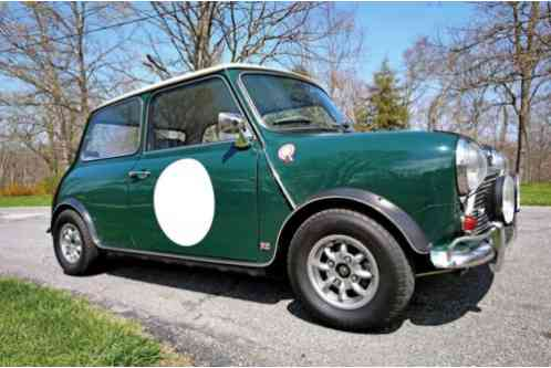 Austin Mini 1978 Absolutely Immaculate In Stunning British Racing Green