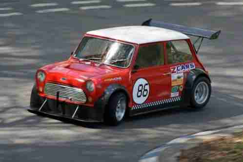 Austin Mini Cooper 1969 Zcars Hayabusa Trackrace Car Important This