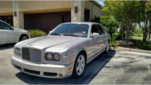 Bentley Arnage Arnage T 2002 Crazyliserpaymenshippingreurnswe Accep